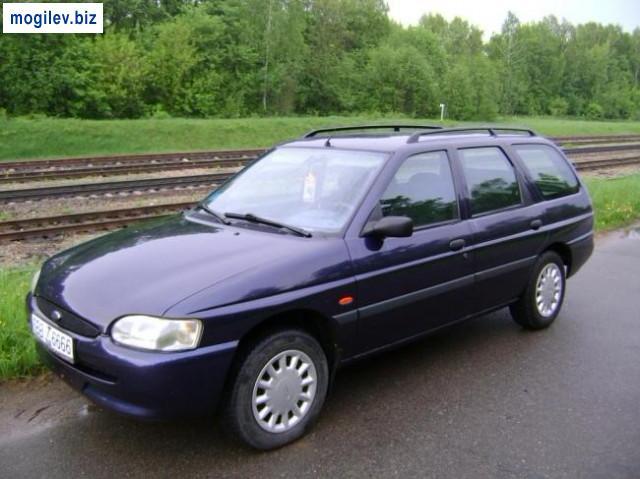 фото форд эскорт 1997