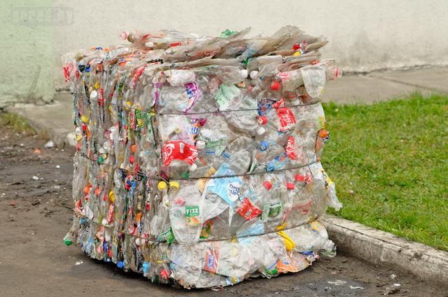 Поделки с ненужного мусора